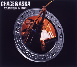 asian Chage and aska